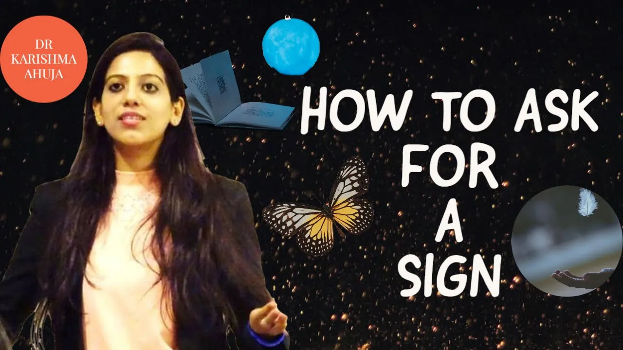 Law of Attraction: Ask for a Sign from the Universe
