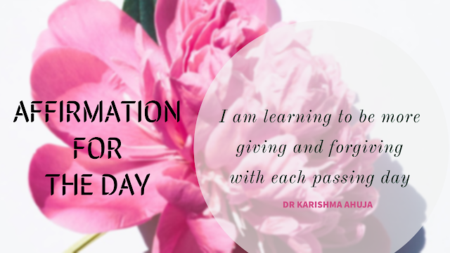 Powerful Affirmation for Positive change