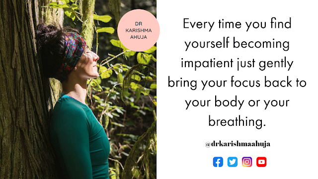 Mindfulness Tip for the day!