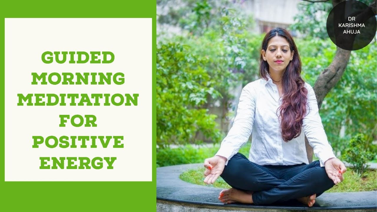 Guided Morning Meditation 5 Minutes to Start your day Perfectly I Dr Karishma Ahuja morning meditation guided morning meditation