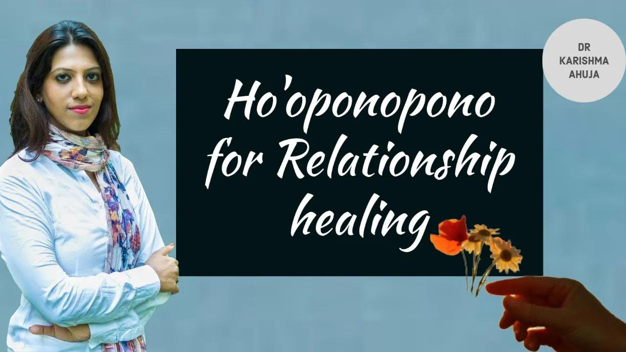Hooponopono for relationships