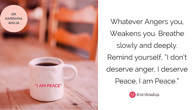 overcomeAnger : Choose Peace