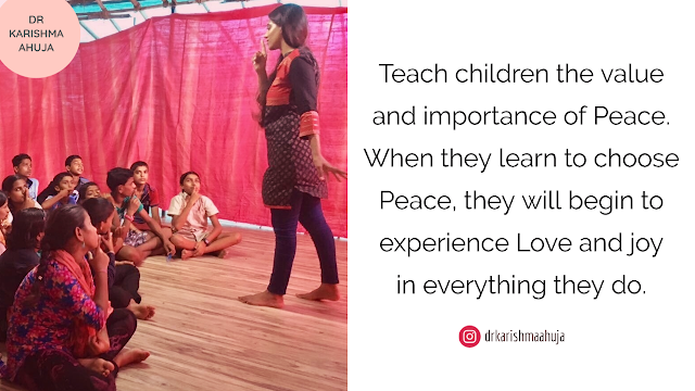 Law of Attraction and Hooponopono for Children by Dr Karishma Ahuja