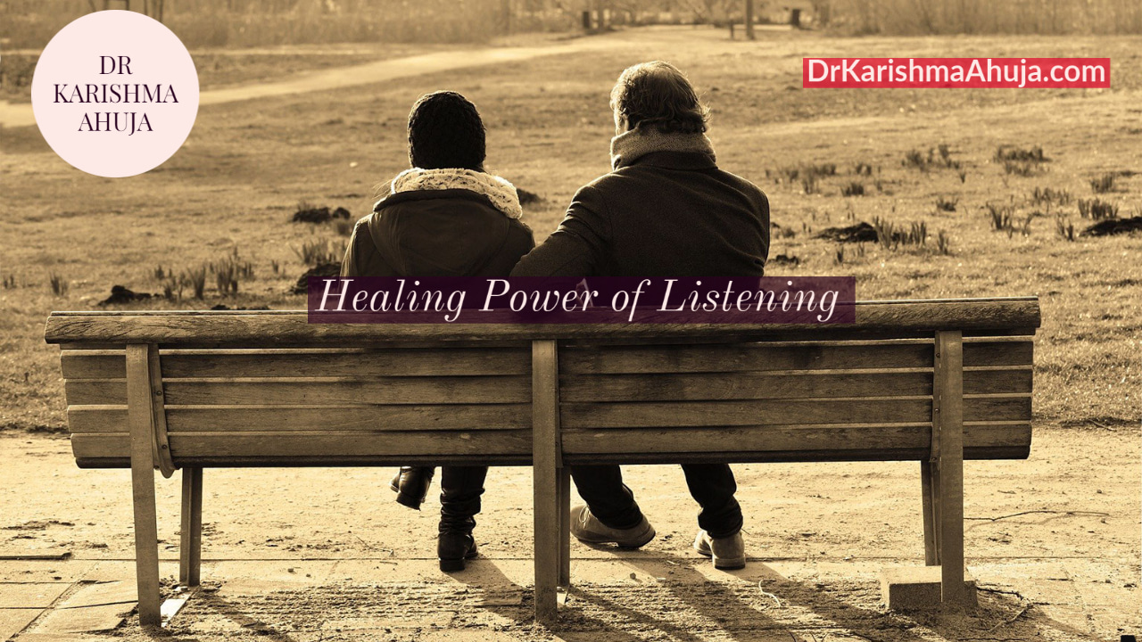 Listening is the Key to Happy Relationships